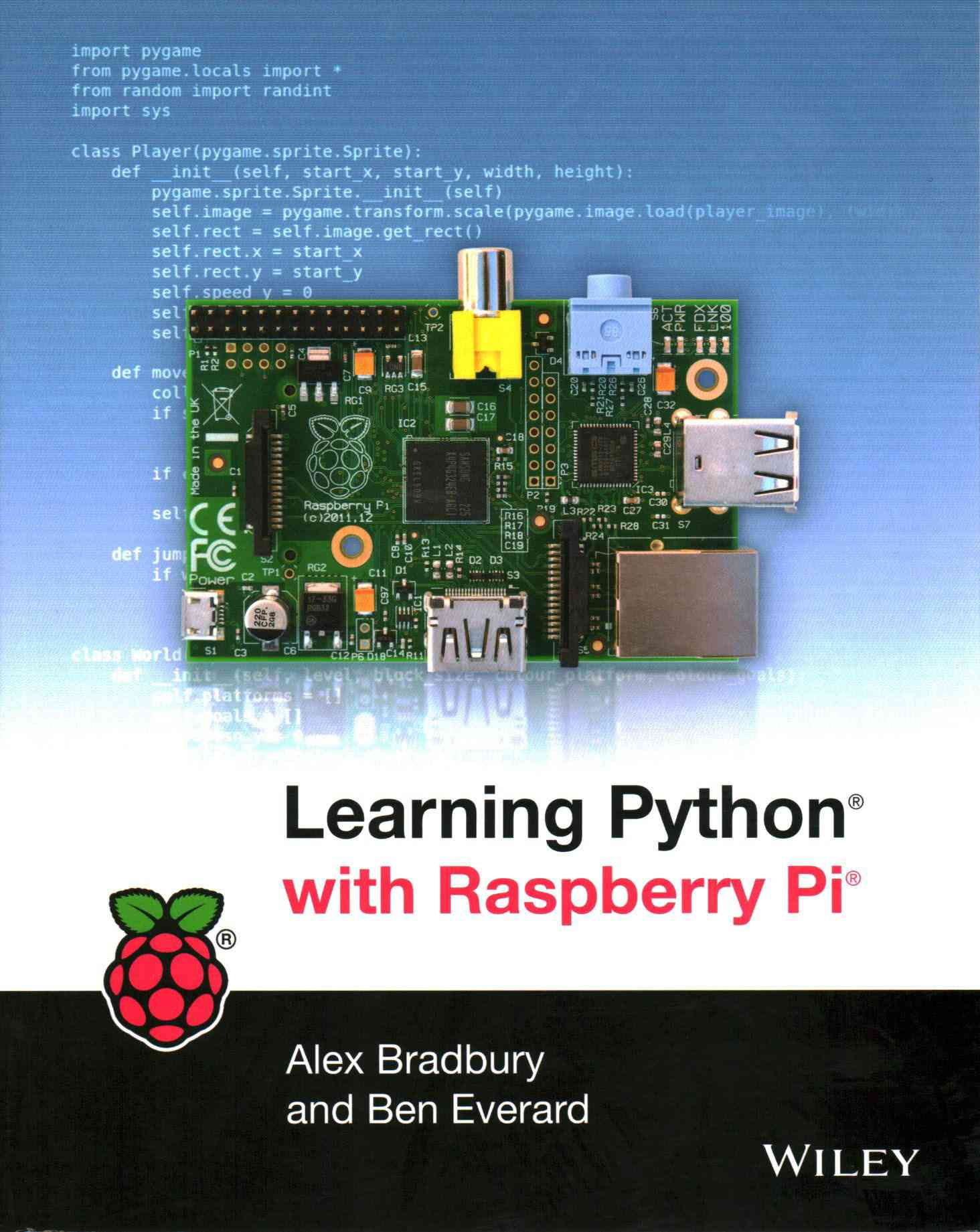 Learning Python with Raspberry Pi By Bradbury, Alex/ Winder, Russel